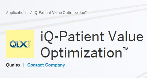 iQ-PatientValueOptimisation